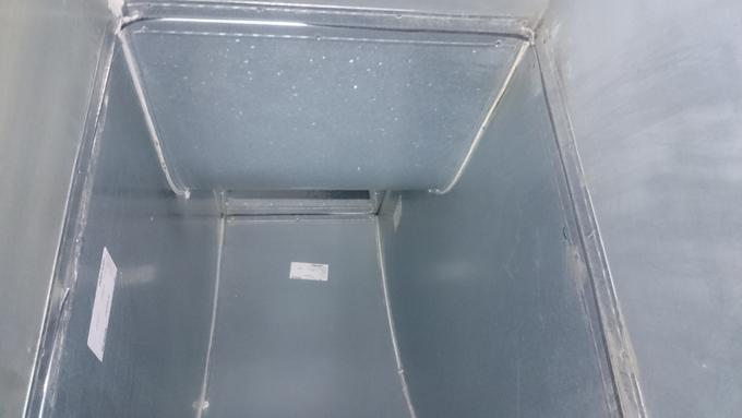 Duct cleaning work - Leeds - After