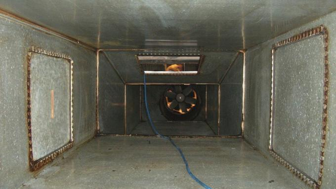 Grease Duct Cleaning Leeds and Sheffield - After